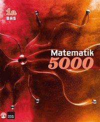 Matematik 5000 Kurs 1a R�d L�robok Bas (inbunden)