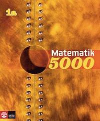 Matematik 5000 Kurs 1a Gul L�robok (h�ftad)