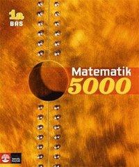 Matematik 5000 Kurs 1a Gul L�robok Bas (inbunden)
