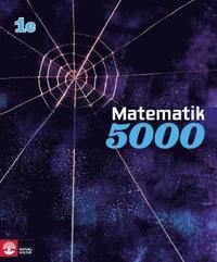 Matematik 5000 Kurs 1c Bl� L�robok (h�ftad)