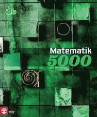 Matematik 5000 Kurs 1b Gr�n L�robok (h�ftad)