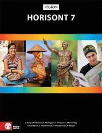 SOL 4000 Horisont 7 Elevbok (h�ftad)