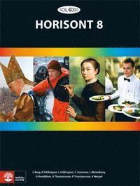 SOL 4000 Horisont 8 Elevbok (h�ftad)