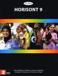SOL 4000 Horisont 9 Elevbok (h�ftad)