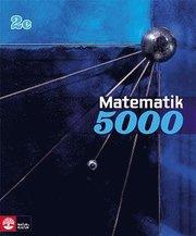Matematik 5000 Kurs 2c Bl� L�robok (h�ftad)