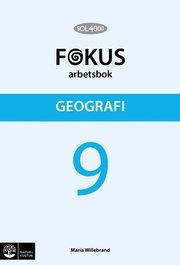 SOL 4000 Geografi 9 Fokus Arbetsbok