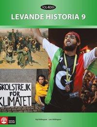 SOL 4000 Levande historia 9 Elevbok (h�ftad)