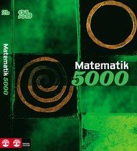 Matematik 5000 Kurs 2b Gr�n L�robok (h�ftad)