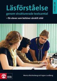 L�sf�rst�else genom strukturerade textsamtal : f�r elever som beh�ver s�rskilt st�d (h�ftad)