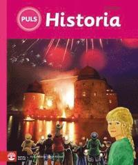 PULS Historia 4-6 Tredje upplagan Grundbok (h�ftad)