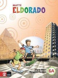 Eldorado, matte 6A Grundbok (h�ftad)