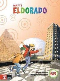 Eldorado, matte 6B Grundbok (h�ftad)