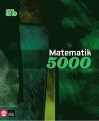 Matematik 5000 Kurs 3b Gr�n L�robok (h�ftad)