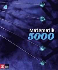 Matematik 5000 Kurs 4 Bl� L�robok (h�ftad)