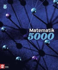 Matematik 5000 Kurs 5 Bl� L�robok (h�ftad)