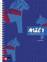 M�l 1 L�rarhandledning med cd (4:e upplagan) (h�ftad)