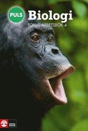 PULS Biologi 7-9 Fokus Arbetsbok 4 fjärde upplagan