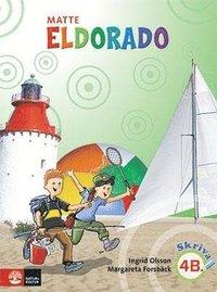 Eldorado, matte 4B Grundbok Skriva (pocket)