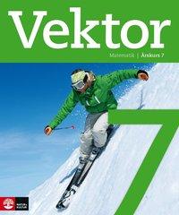 Vektor Elevbok �k 7 (inbunden)