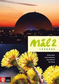 M�l 2 (4:e upplagan) L�robok med cd (mp3) (h�ftad)