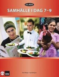 SOL 4000 Samh�lle i dag 7-9 Stadiebok (h�ftad)