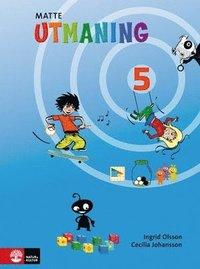 Matte Utmaning 5 (e-bok)