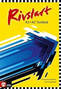 Rivstart A1+A2 Textbok, 2:a uppl inkl ljudfiler