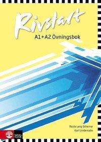 Rivstart A1+A2 �vningsbok, 2:a uppl (h�ftad)