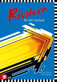 Rivstart B1+B2 Textbok, 2:a uppl inkl ljudfiler (h�ftad)