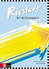 Rivstart B1+B2 �vningsbok, 2:a uppl (h�ftad)