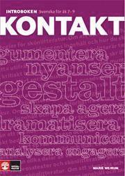 Kontakt Introboken : Svenska f�r �k 7-9 (h�ftad)