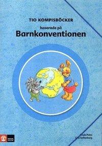 Kompisb�cker baserade p� Barnkonventionen (h�ftad)