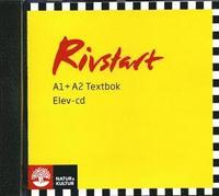 Rivstart A1+A2 Elev-cd (mp3), 2:a upplagan (h�ftad)