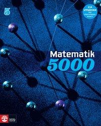 Matematik 5000 Kurs 5 Bl� L�robok, 2:a uppl (h�ftad)