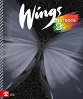 Wings 9 Textbook, inkl ljudfiler