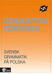 Mål Svensk grammatik på polska