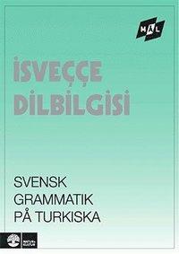 M�lgrammatiken Svensk grammatik p� turkiska (h�ftad)