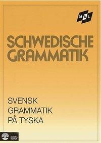 M�lgrammatiken Svensk grammatik p� tyska (h�ftad)