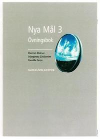 Nya M�l 3. �vningsbok (h�ftad)