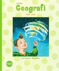 PULS Geografi 1-3 V�rt land Grundbok (h�ftad)