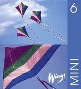 Wings Mini. 6, Elevbok (h�ftad)