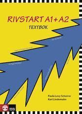 Rivstart : A1+A2 Textbok med cd (mp3) (h�ftad)