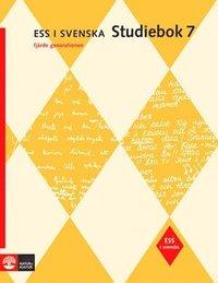 ESS i svenska. Studiebok 7 (h�ftad)
