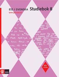 Ess i svenska. Studiebok 8 (h�ftad)