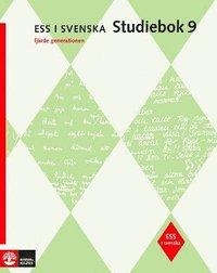 ESS i svenska 9 Studiebok 9 med facit (4:e upplagan) (h�ftad)