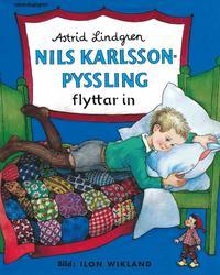 Nils Karlsson-Pyssling flyttar in: (kartonnage)