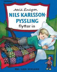 Nils Karlsson-Pyssling flyttar in (inbunden)