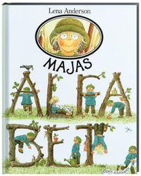 Majas Alfabet (inbunden)