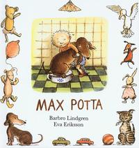 Max potta: (kartonnage)