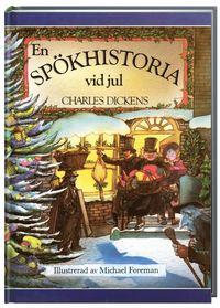 En spökhistoria vid jul (kartonnage)